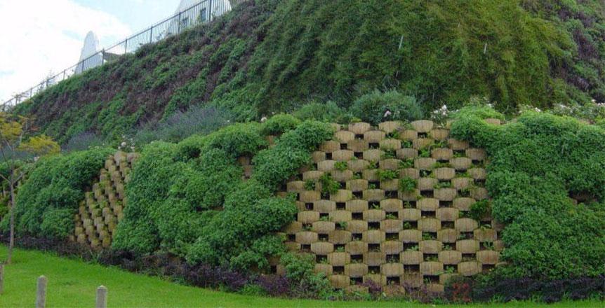 terrace blocks